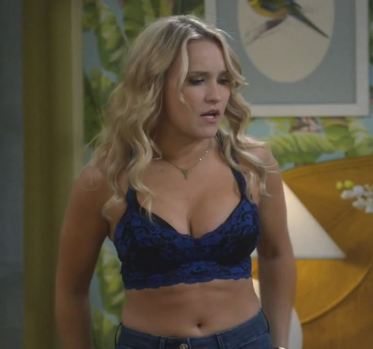 Emily Osment Belly Button