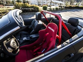 Carrozzeria Builds Custom Roll Cage for BMW M3 Convertible