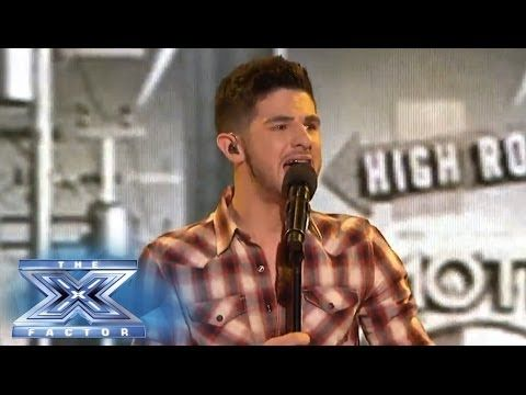 "Restless Road Performs ""That's My Kind of Night"" - THE X FACTOR USA 2013 - YouTube"