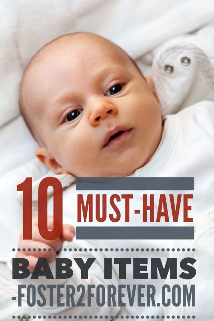 Are You Really Ready For Baby 10 Must Have Baby Items