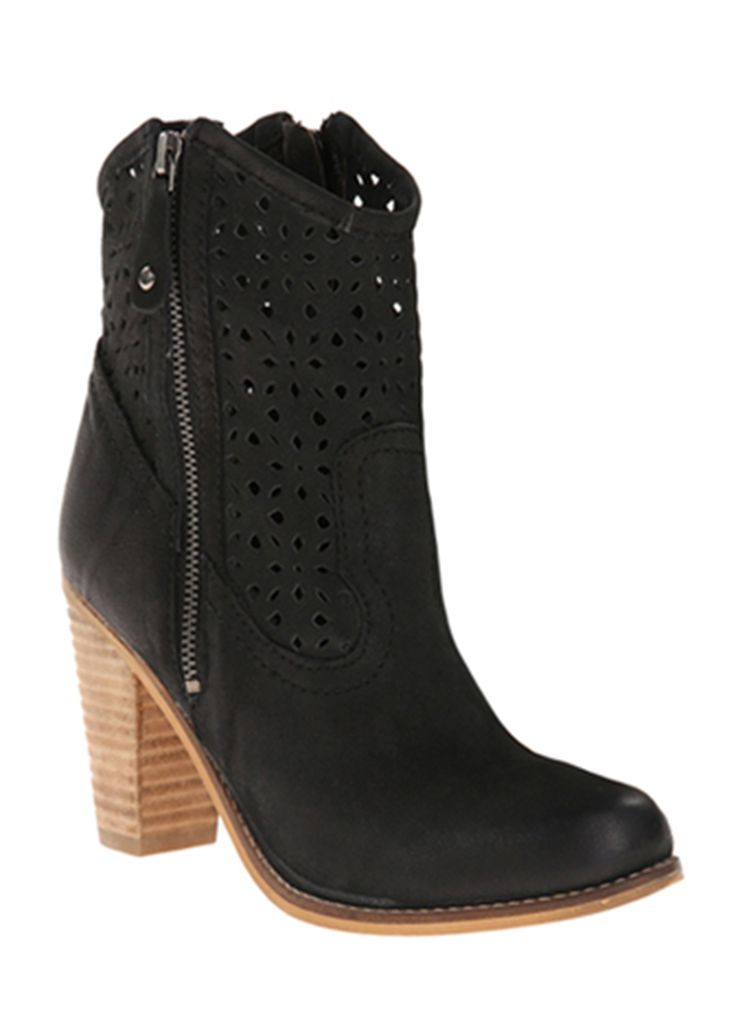 Stomp Leather Boots | Buy Online at Mode.co.nz