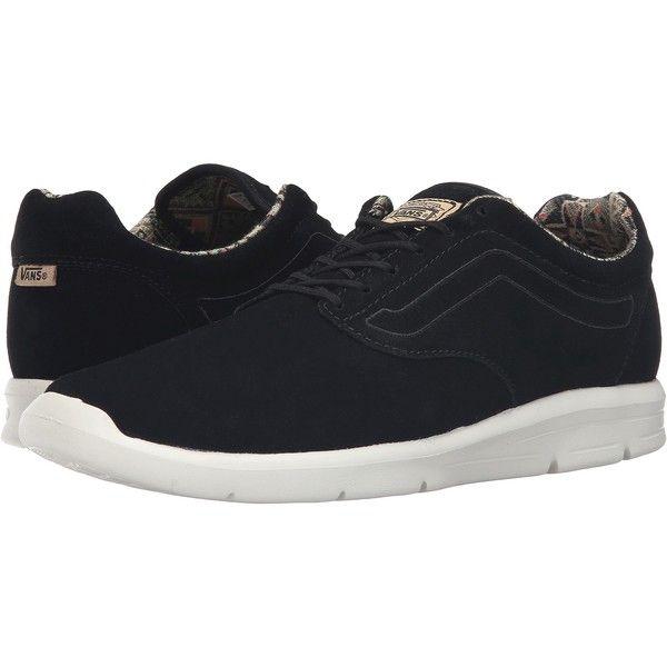 Vans Unisex Iso 1.5 Moroccan Running Sneakers Classic White