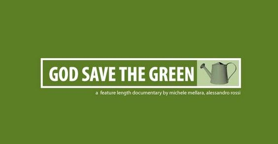 God save the green