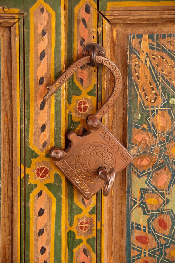 25 Best Antique Moroccan Doors In Riads Images On Pinterest