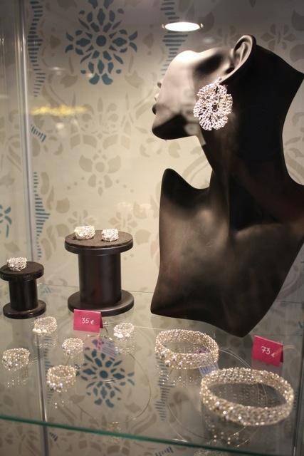 Silver jewelry by Tytti Lindström