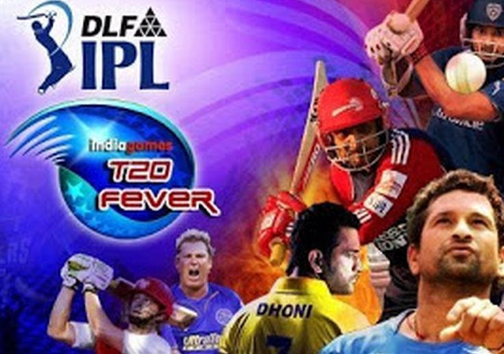 EA Sports Cricket 2016 IPL DLF PC Game Download