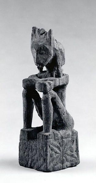 Ancestor Figure Yene Leti Islands The Met Africa