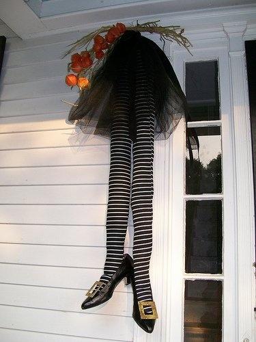 witch decoration halloween