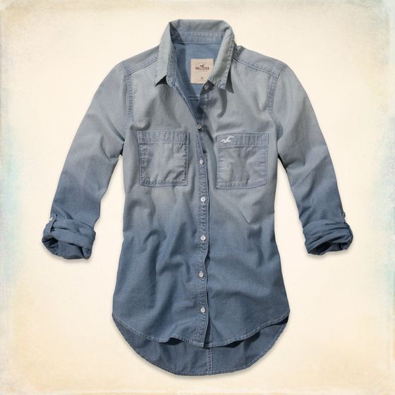 Broad Beach Denim Shirt - InStores