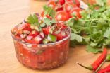 Fun appetizers- around 200 calories pico de gallo, hummus, beet salad, guac and more more more #LifeWise: Authentic Mexicans Salsa, Avocado Salsa, Peak Gallo, Homemade Salsa, Tomatoes Salsa, May 5, Mexicans Salsa Recipe, Grilled Tomatoes, Hot Sauces
