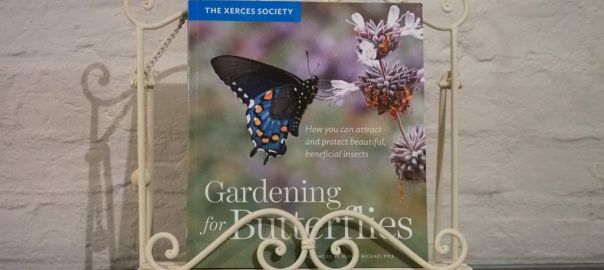 Book Review - Gardening for Butterflies - Pumpkin Beth