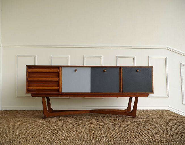 Enfilade scandinave vintage furniture pinterest design boutiques et bu - Buffet design scandinave ...