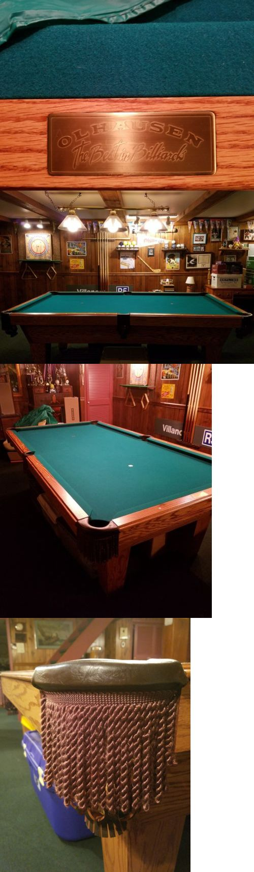 Tables 21213: Olhausen Pool Table, Pool Table -> BUY IT NOW ONLY: $1575 on eBay!