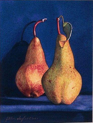 Janice Sayles - Winter Pears II