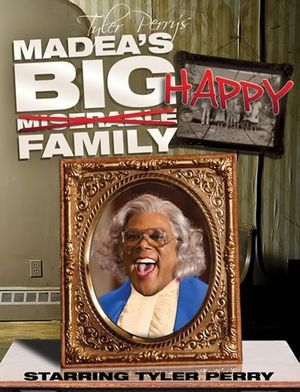 Madea.!! Love Tyler Perry !