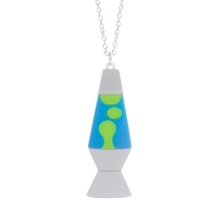 Sugar & Vice Lava Lamp Necklace