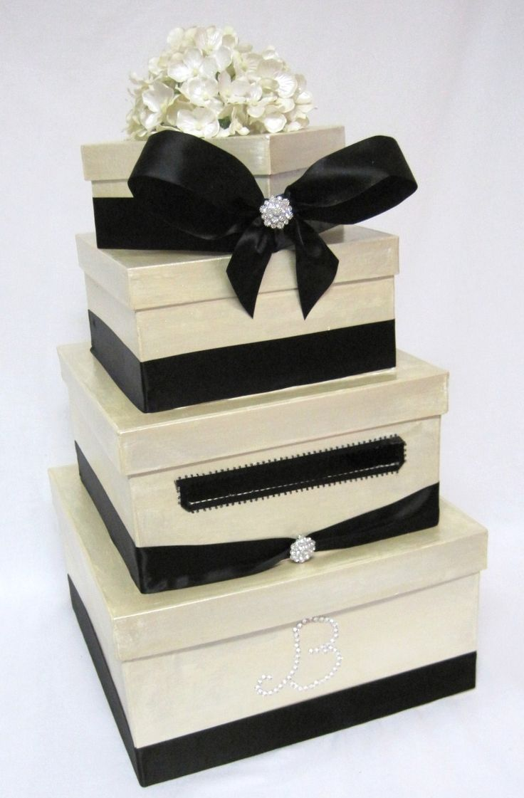 291 Best Wedding Card Box And Gift Holder Images On Pinterest