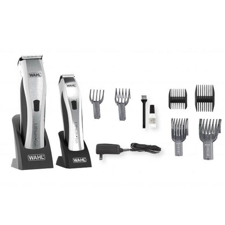 Personal Edge : Wahl Duo 3269 Premium Haircutting & Grooming Kit