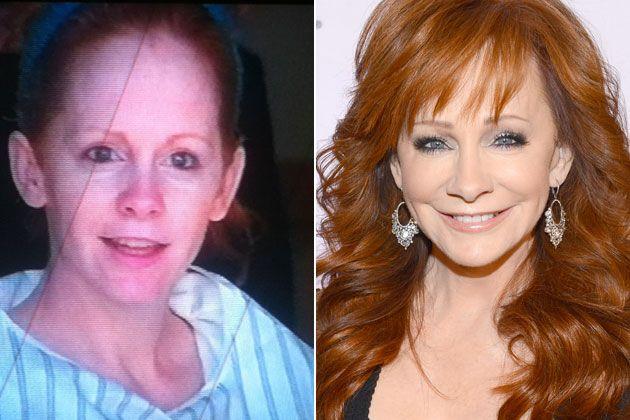 Reba McEntire No Makeup