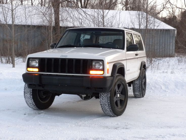 "XJ with JK Rubicon 17"" rims - Page 4 - JeepForum.com"