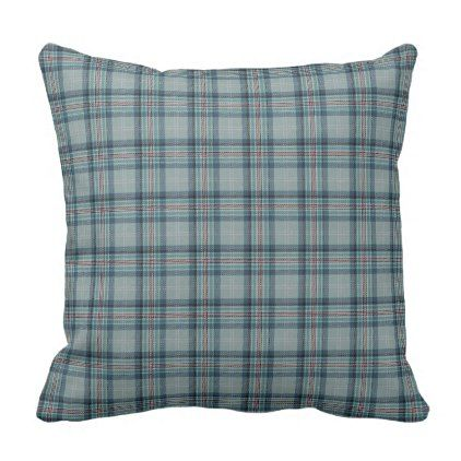 Princess Diana Memorial Tartan Throw Pillow  $32.85  by ThePlaidShop  - cyo customize personalize diy idea
