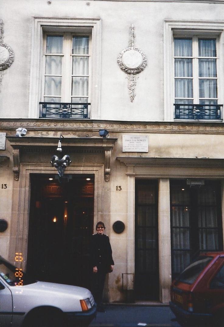 Shannon at l 39 h tel 13 rue des beaux arts in october 1997 - Rue des beaux arts ...