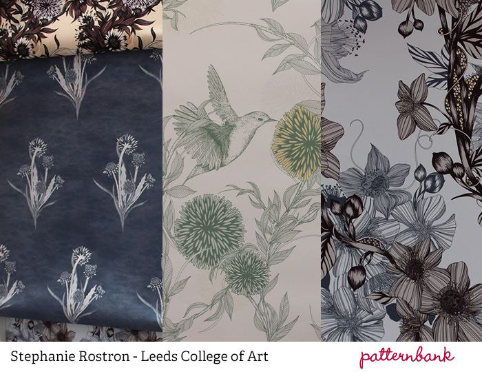 New Designers 2013 Part 1   Print & Pattern Graduate Highlights print pattern