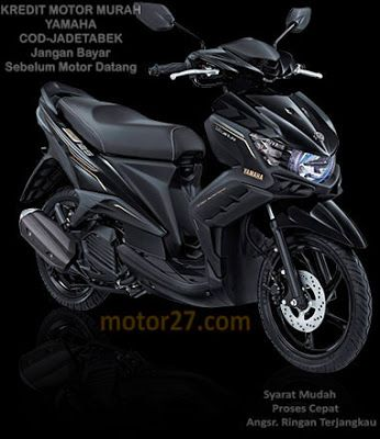 Yamaha GT-125 Eagle Eye HITAM