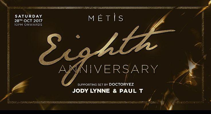 Nightlife Seminyak Bali: Metís Anniversary Party
