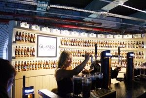 Dublin Must-Do: Learn to pour a proper pint of Guinness at the Storehouse!