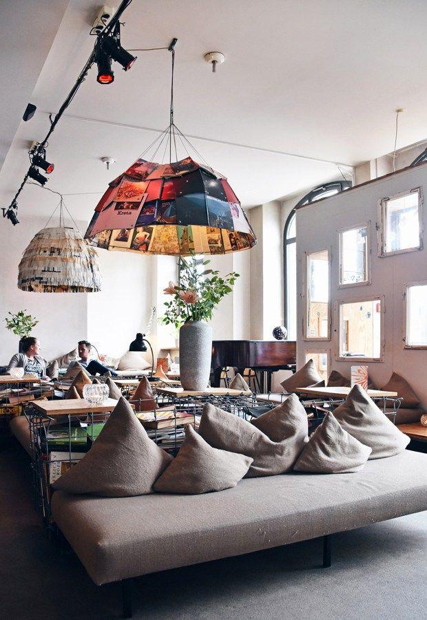 Michelberger Hotel   Berlin restaurants & cafés   These Four Walls blog More
