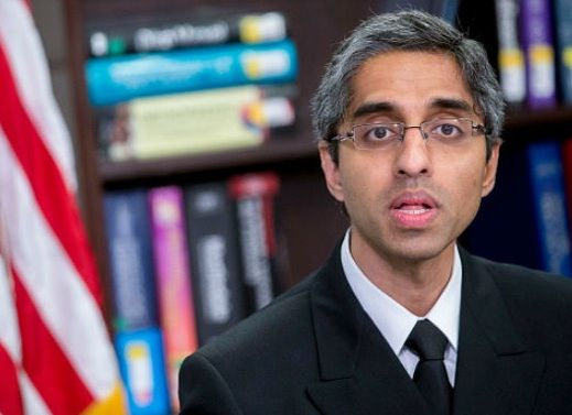 Surgeon General Vivek Murthy Intends To Push Gun Control As A Health Issue – Downtrend