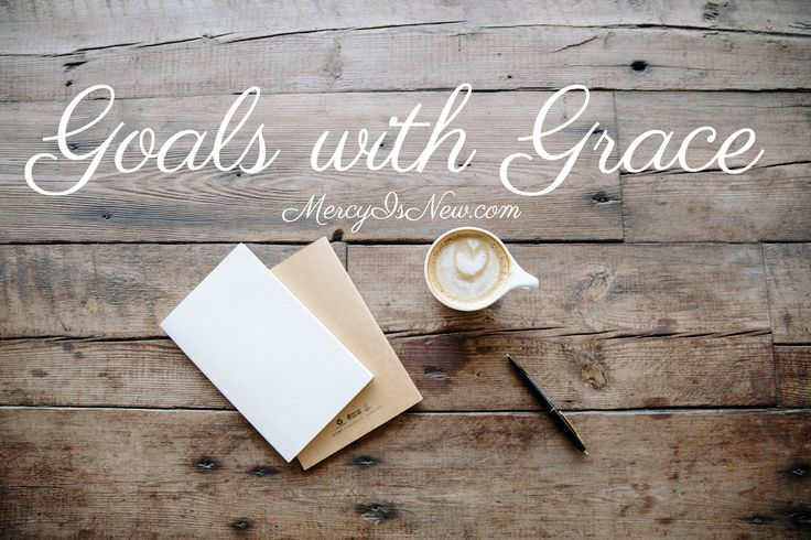 Goals with Grace. Do you make goals? Have trouble keeping them? Wonder why even bother? I'm going to share some goals with you for the New Year (I shared all of my goals in this post) as well as some resources that I have loved and have been very helpful for me. As we enter …