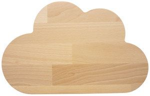 """Cloud"" cutting board from Snug"