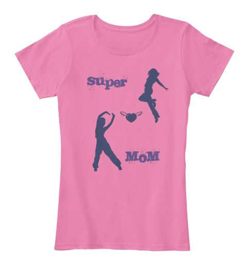 """Super Mom T -Shirt*HOW TO ORDER?1. Select style and color2. Click """"Buy it Now""""3. Select size and quantity4. Enter shipping and billing information5. Done! Simple as that!TIP: SHARE it with your friends and spread the love for your mom!For more T-Shirt please visit: https://teespring.com/stores/t-shirt-realm-phry"""