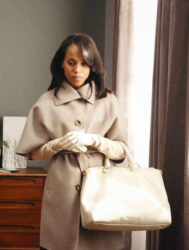 Olivia Pope (Kerry Washington) dans Scandal