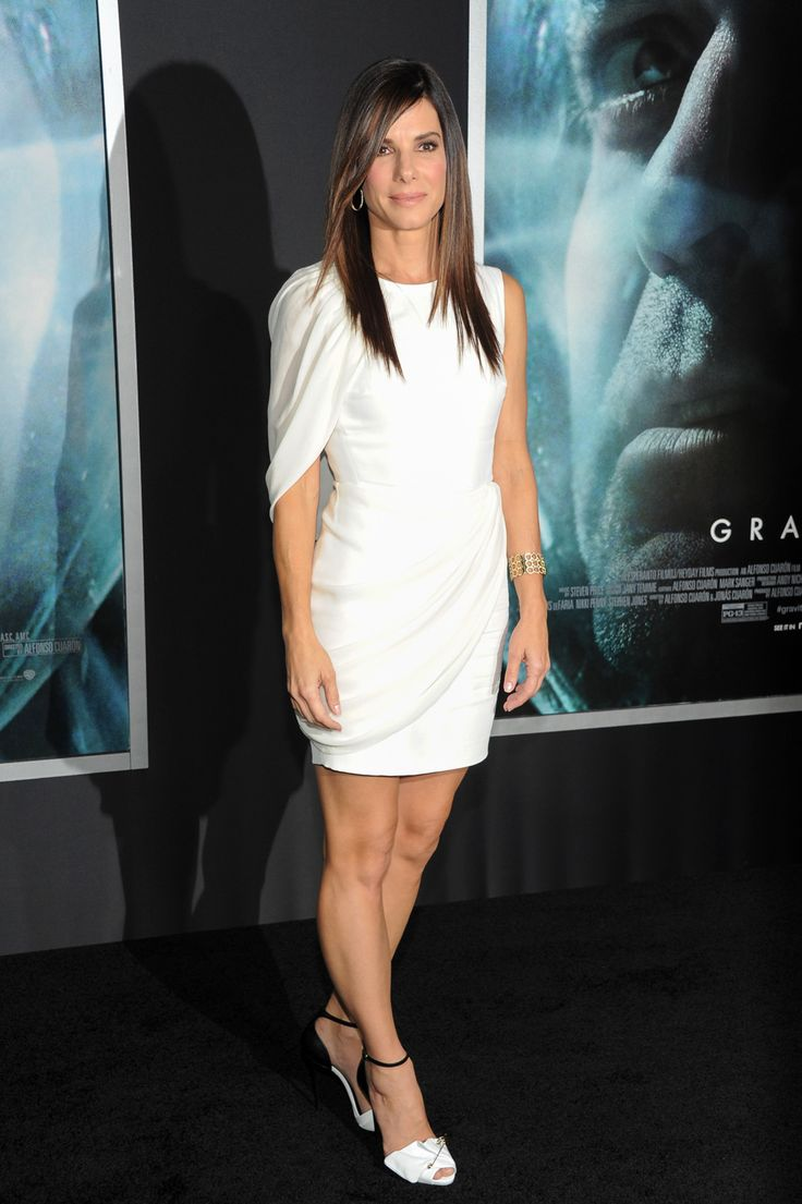 NY 'Gravity' Premiere: Sandra Bullock and George Clooney are Out of This World