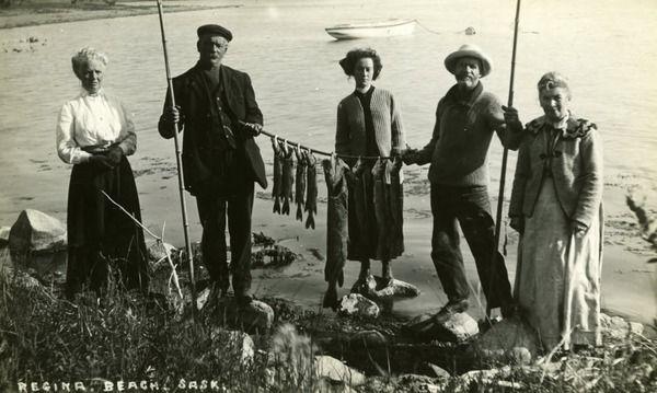 Regina Beach, Sask.   saskhistoryonline.ca