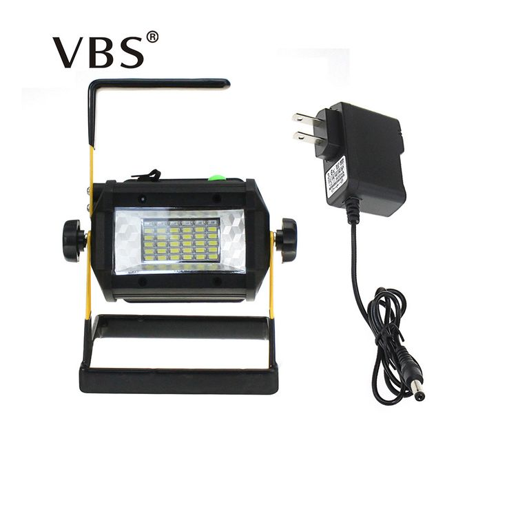 Best Price Rechargeable Led Portable Spotlight  36LEDs Floodlight Movable Outdoor Camping Light Grassland Lamp Power from 4*18650 Batteries #Rechargeable #Portable #Spotlight #36LEDs #Floodlight #Movable #Outdoor #Camping #Light #Grassland #Lamp #Power #from #4*18650 #Batteries