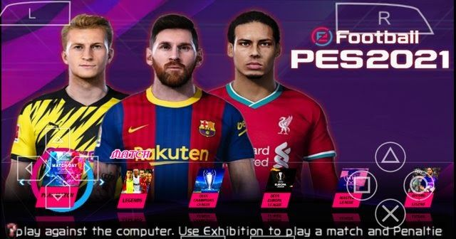 Download Pes 2021 Ppsspp Iso File Pes 21 Iso For Android Evolution Soccer Pro Evolution Soccer Game Download Free
