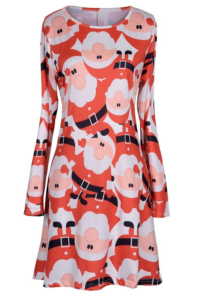 Cupshe Kiss And Tell Christmas Dress