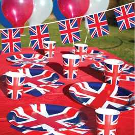 Celebrate The Games | Games Party & Great British Party | 2012 ........all things union jack
