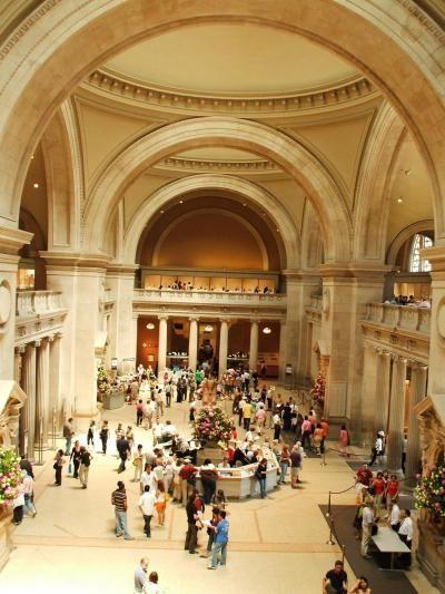 アート好きなら一度は行きたいメトロポリタン美術館、ニューヨーク 旅行・観光の見所!