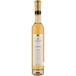 Canadian Ice Wine Peller. Enjoyed this over ice cream. 10 on sweetness code but lovely!