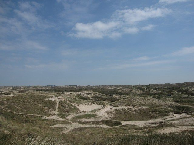 Polders (sand dunes) at Egmont aan Zee (18th century name Egmont op Zee). The battle of Alkmaar on 2 October 1799 was partially fought amongst these sandhills. It was impossible to form the British regiments up in the regular way and the casualties were correspondingly high
