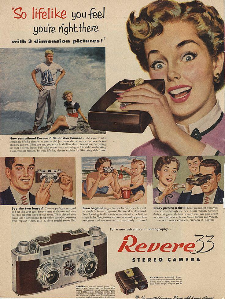 Revere 33 Stereo Camera
