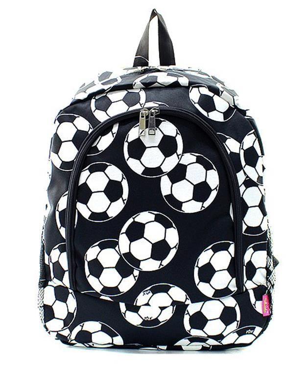 "17"" Full Size Backpack Bookbag School Tote Bag"
