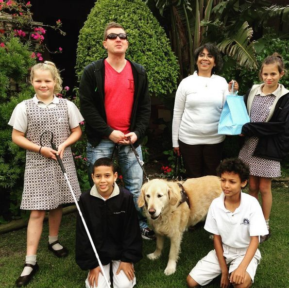 Grade 4 Social Outreach to Guide Dogs |