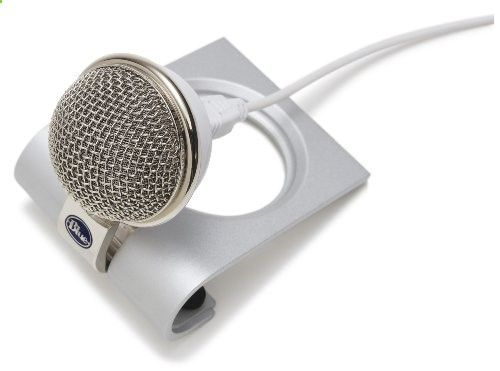 Professional quality portable USB for recording on the go Unique design fits on your desktop or laptop Perfect for podcasting, internet telophony, voice recognition software, movie narration, music