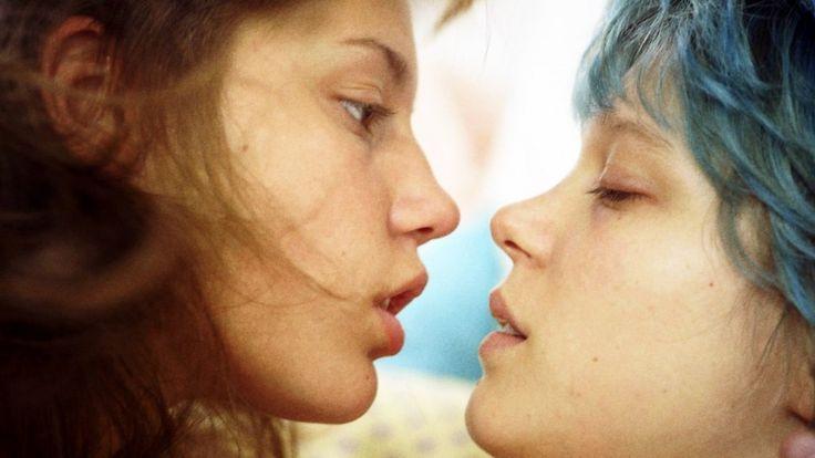 Blau Ist Eine Warme Farbe Film Mit Trailer Romantische Filme Gute Filme Und Warme Farben